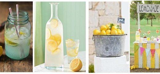 limones en la cocina
