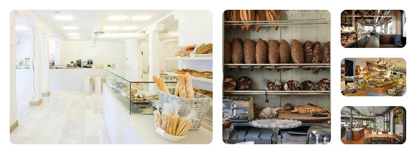 Collage el pan nuestro