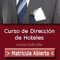 dirección de hoteles