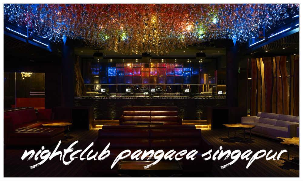 Nightclub Pangaea Singapur