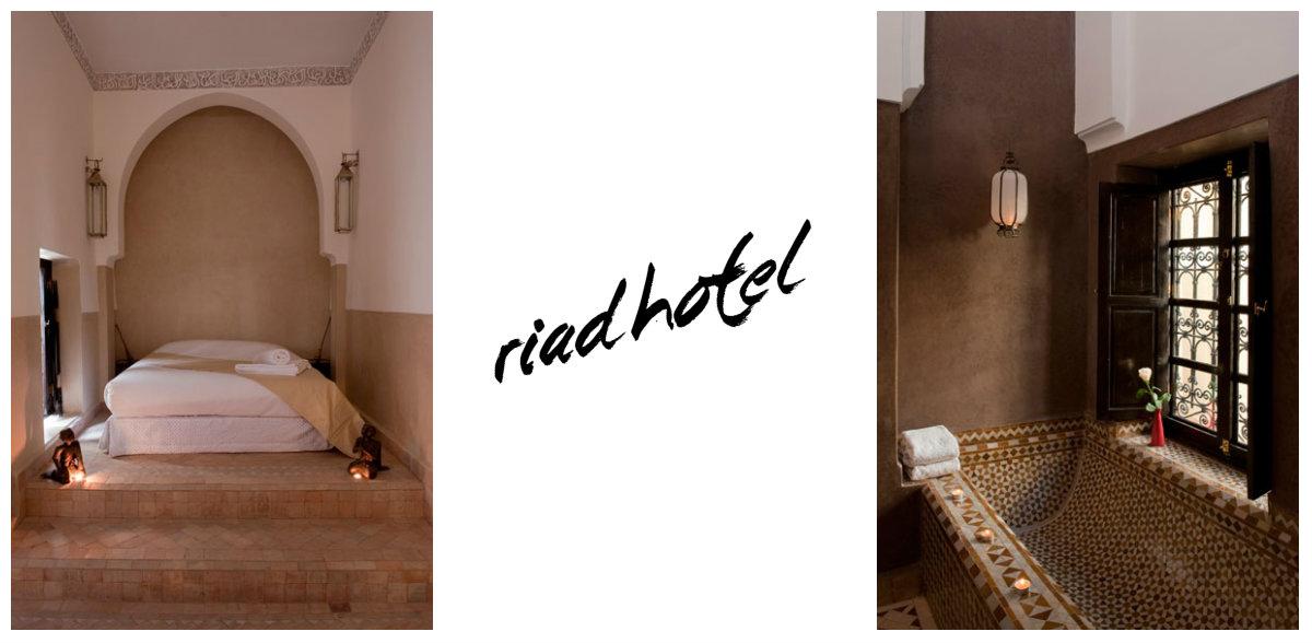 Riad hotel