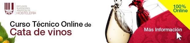 curso cata vinos online