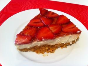 tarta-de-queso-con-fresas