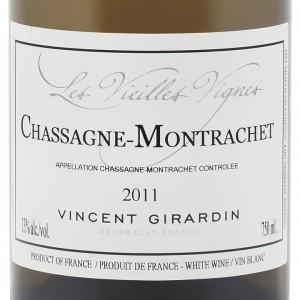 Vincent-Girardin-Vieilles-Vignes-Chassagne-Montrachet-2011-Label