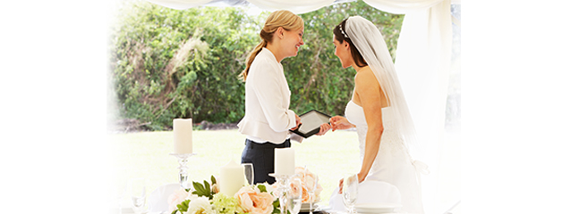 organizador de bodas