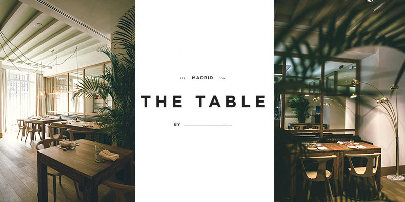 The-Table-By
