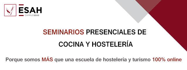 seminarios prácticos cocina hosteleria