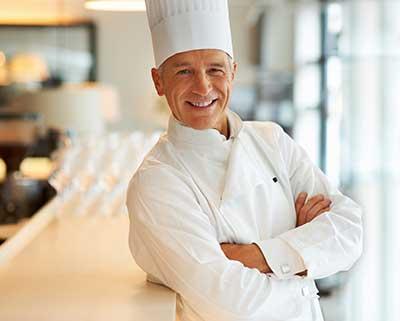 ser cocinero profesional