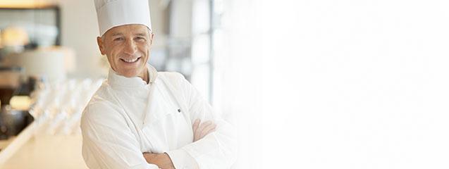 ser jefe de cocina