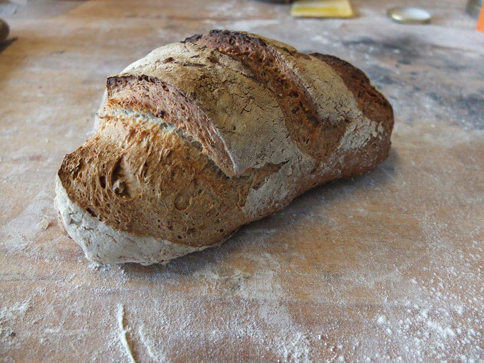 aprender panadería