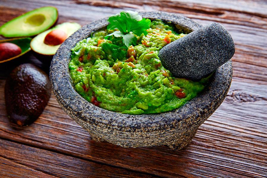 alimentos de moda guacamole