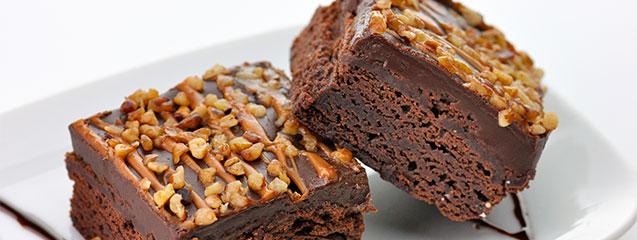 brownies tradicionales americanos