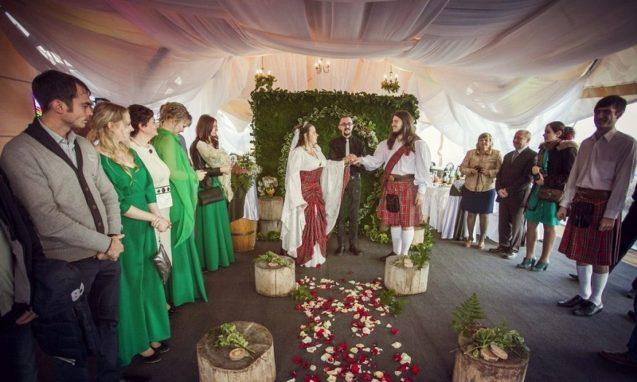 Guion Matrimonio Simbolico : Boda celta o handfasting consejos de wedding planner sobre cómo