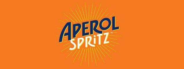 aperol spritz bebida coctel