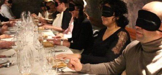 cena ciega restaurantes innovadores