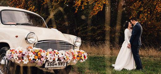 organizar bodas otoño