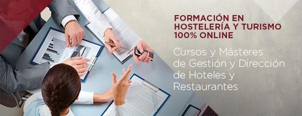 Formación en gestión y dirección de restaurantes