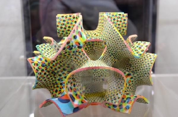impresora 3d pastelería