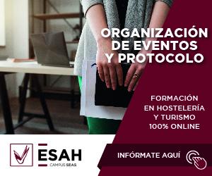 Formación en Organización de eventos y protocolo