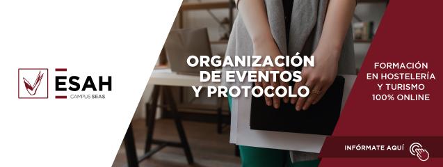 cursos organizacion eventos protocolo
