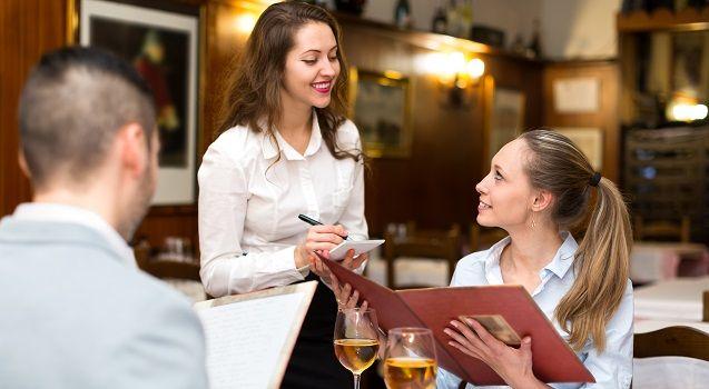 gestionar un restaurante