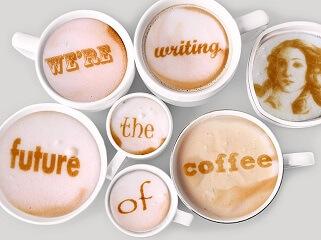 cafe impresión