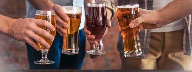 carta de cervezas