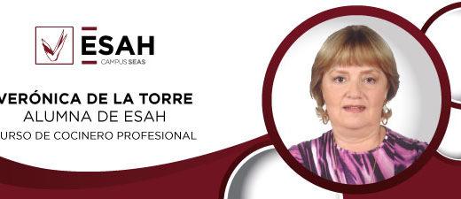 Entrevista alumno ESAH Verónica de la Torre
