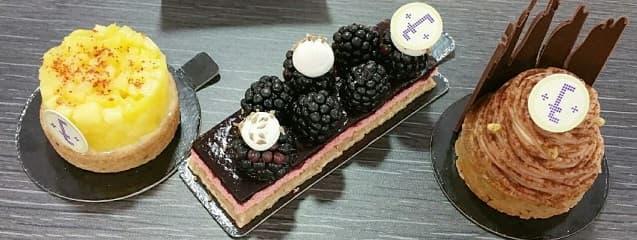 postres de pastelería sin azúcar