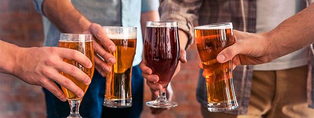 variedad cervezas