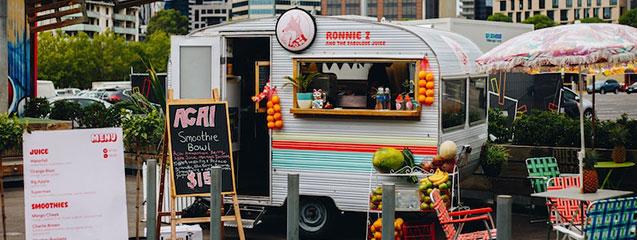 cocina creativa food truck
