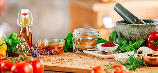 cocina vegana y restaurantes
