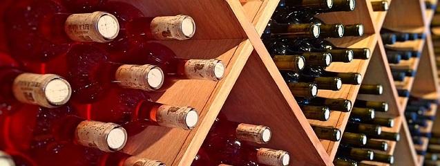 Cómo almacenar el vino