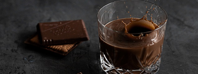 Las historia del chocolate a la taza