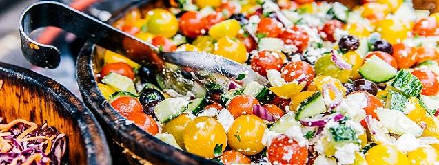 Principales características de la cocina griega