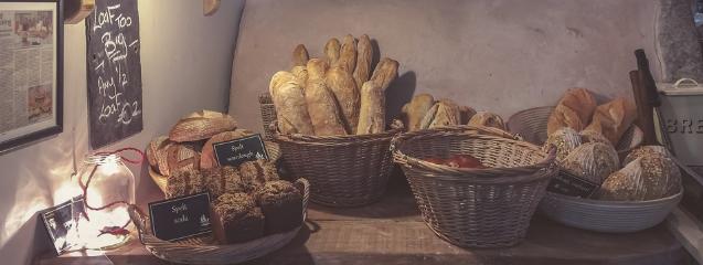 Qué tipos de pan exiten