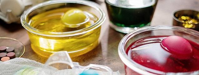 Alimentos colorantes: razones para usarlos