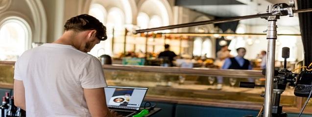 La gastronomía y la tecnología moderna