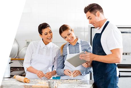 Seminario ESAH de Cocina y Pastelería Octubre 2018