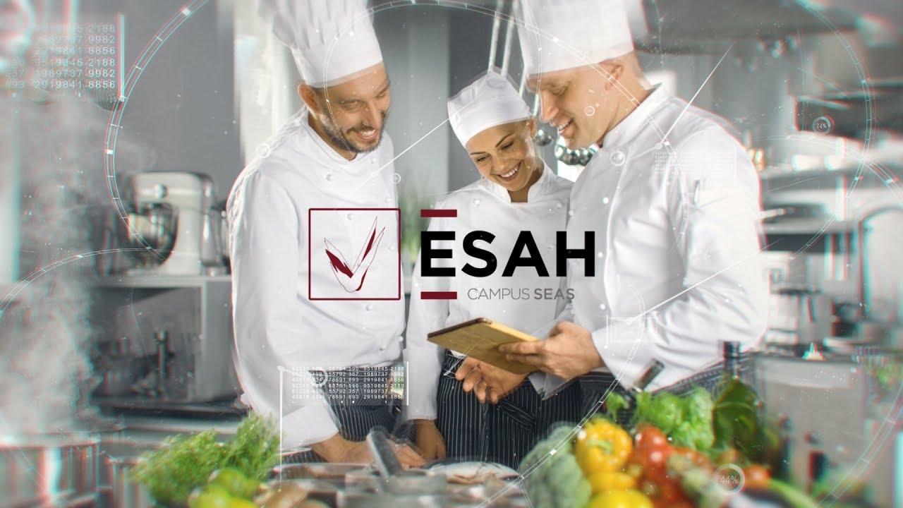 Conoce ESAH, Estudios Superiores Abiertos de Hostelería