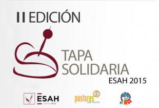 concurso tapa solidaria ESAH 2015