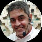 Sergio Azafra, profesor de Micogastronomía