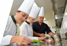 Prácticas cocina y pastelería