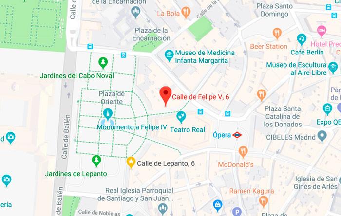 ESAH Madrid Aula Taller